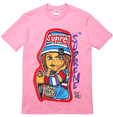 Buy Supreme Chucky T Shirt - 51% OFF!