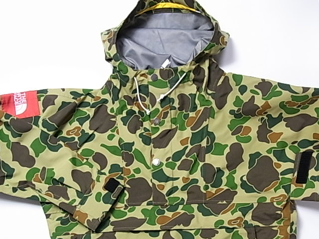 Supreme×THE NORTH FACE Expedition Pullover JACKET CAMO