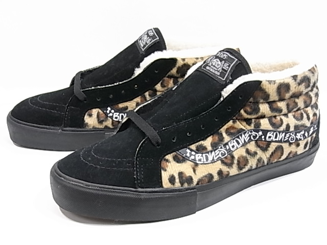 ee433e001bd8cf WTAPS VANS BF limited edition SK8 MID