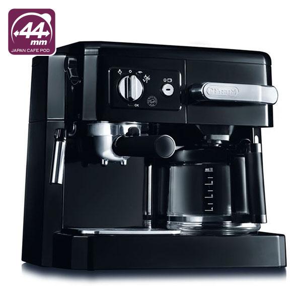 【送料無料】デロンギ コンビコーヒーメーカー BCO410J-B/ブラック