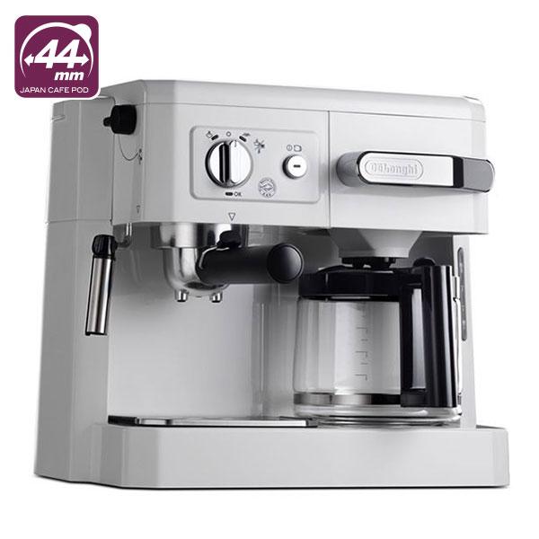 コンビ 【送料無料】 BCO410J-B デロンギ 【KK9N0D18P】 ブラック コーヒーメーカー