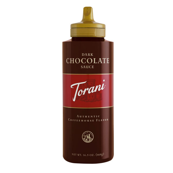 トラーニ ダークチョコレートソース 468g WEB限定 25%OFF