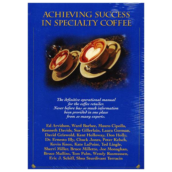 洋書・ACHIEVING SUCCESS IN SPECIALTY COFFEE