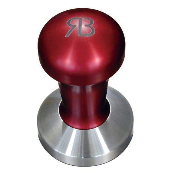 【取寄品】Reg Barberタンパー ADレッド 57mm
