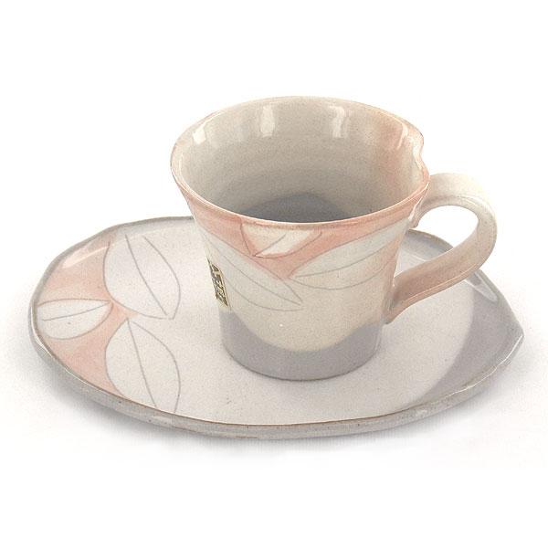 予約販売品 記念日 和風碗皿 御本手木の葉一客碗皿 No.89478