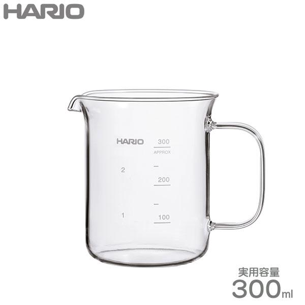 HARIO ショップ ハリオ 全店販売中 ビーカーサーバー 300ml BV-300