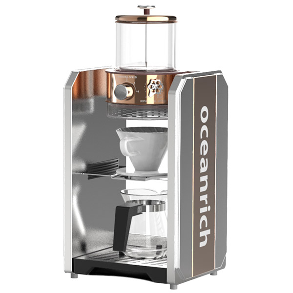 x プロ 取寄品/日付指定不可 UQ-CT1GPB1 業務用自動ドリップコーヒーメーカー PRO UNIQ 350ml 送料無料 オーシャンリッチ oceanrich ユニーク