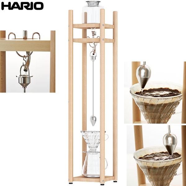 HARIO ハリオ V60 ウォータードリッパー FURIKO 30分抽出 2-6杯用 WDF-6 送料無料