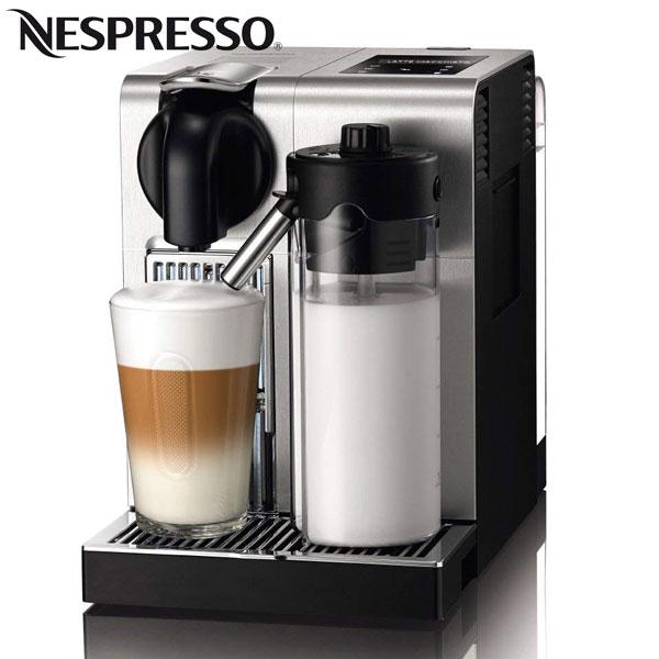 取寄品/日付指定不可 Nespresso ネスプレッソ ラティシマ・プロ シルバー F456PR 送料無料 カプセルコーヒーメーカー