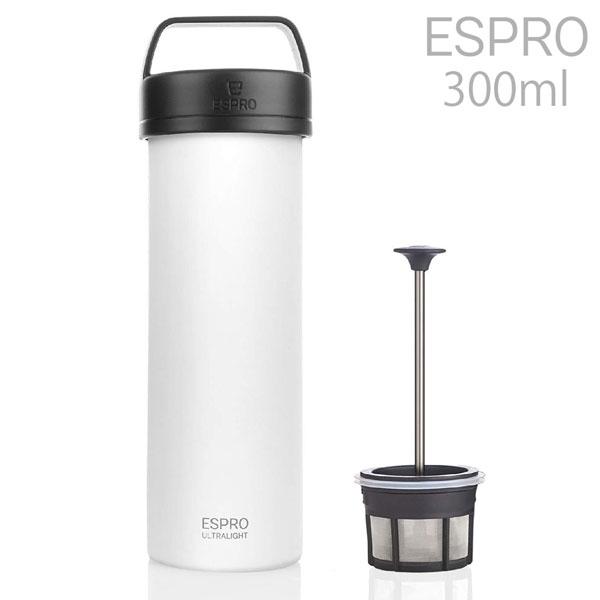 ESPRO PRESS エスプロ プレス ウルトラライト ホワイト 473ml 取寄品