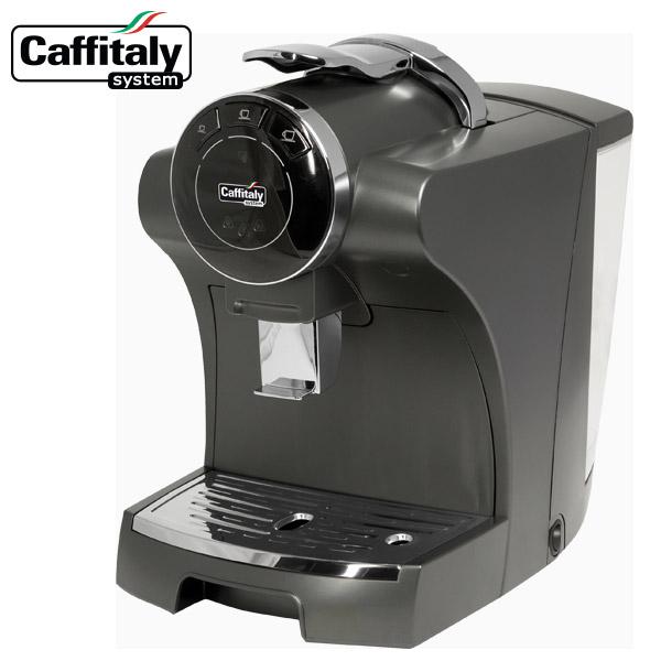 S05 カフィタリー 大型タイプ Caffitaly コーヒーメーカー カーボンブラック カプセル式