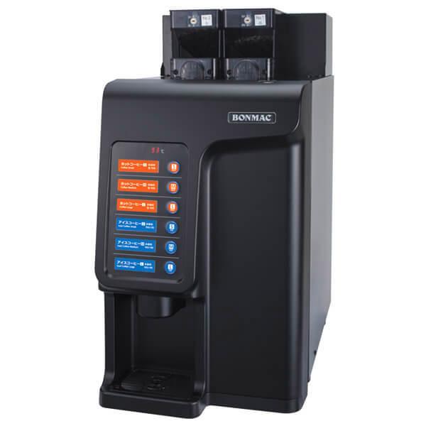 ボンマック 全自動ドリップ式コーヒーマシン BM-LCD1(4.0L内蔵タンク仕様) 業務用 取寄品/日付指定不可