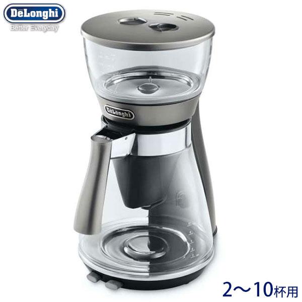 送料無料 デロンギ ドリップコーヒーメーカー ICM17270J クレシドラ