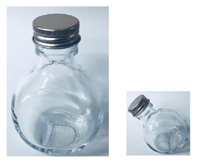 物品 商品追加値下げ在庫復活 For who Do ハーバリウム ハーバリウムボトル プチ100 約W7 D4.5 H9.5cm SSW-100A