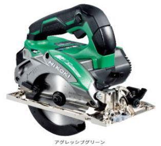 HiKOKI コードレス丸のこ C3605DA(XPS) アグレッシブグリーン 36V 125mm