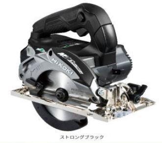 HiKOKI コードレス丸のこ C3605DA(XPB) ストロングブラック 36V 125mm