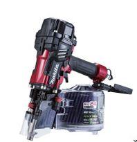 最大2000円OFFクーポン配布中 マキタ 高品質新品 90mm高圧エア釘打 正規逆輸入品 赤 AN936H
