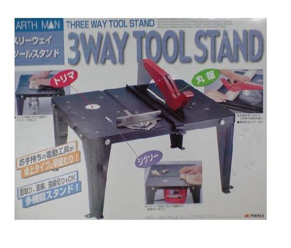 站著的地球人 3WAY 工具
