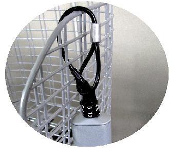 掌握锁主人锁紧凑安全 5408 D(W)