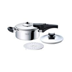 ● Vita Craft ビタクラフト スーパー圧力鍋 アルファ 2.5L NO.0622 【キッチン おしゃれ インスタ映え 人気 ギフト プレゼントとして】