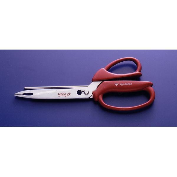 最高層產品廚房剪刀、WAVE-21 TK-1012