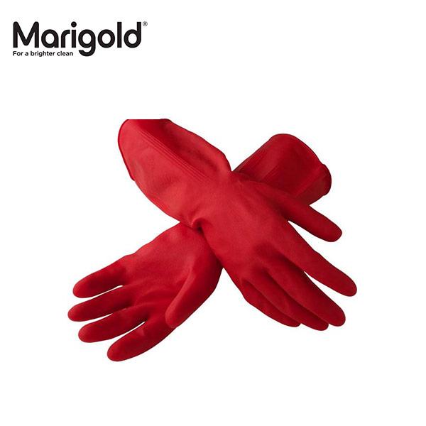 手にぴったりフィット着け心地抜群天然ゴム手袋 マリーゴールド ラバーグローブS レッド マスク洗浄に 掃除 大掃除 おしゃれ ギフト 人気 春の新作続々 日本最大級の品揃え インスタ映え キッチン プレゼントとして