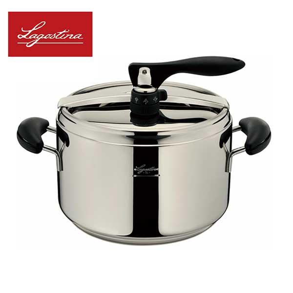 ラゴスティーナ ノビア・ビタミン 3.5L 12012010222 圧力鍋【キッチン おしゃれ インスタ映え 人気 ギフト プレゼントとして】