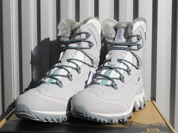 salomon gore tex women