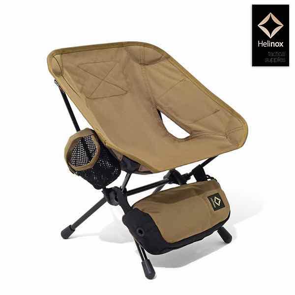 Hlinox ヘリノックス Tactical Chair Mini Coyote タクティカルチェアミニ コヨーテ【キャンプ】【アウトドア】【登山】【軽量】【コンパクト】