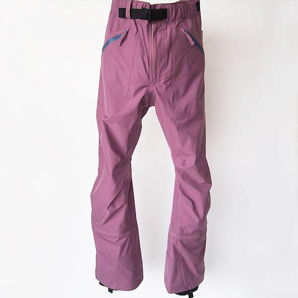 【送料無料】【国産GORE-TEXアウトドアウェア】HID エイチアイディ 40dn Zero Fighter pants 40デニール ゼロファイターパンツ Koki【スノースクート】【スノーボード】【スキー】