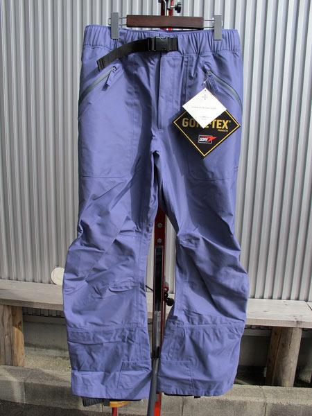【国産GORE-TEXアウトドアウェア】H.I.D 40dn Zero Fighter pants 40デニール ゼロファイターパンツ KIKYO【スノースクート】【スノーボード】【スキー】
