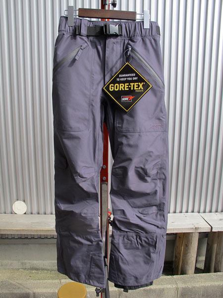 【国産GORE-TEXアウトドアウェア】H.I.D 40dn Zero Fighter pants 40デニール ゼロファイターパンツ KOIAI【スノースクート】【スノーボード】【スキー】
