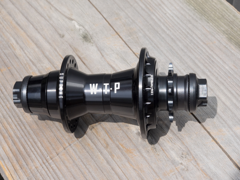 WETHEPEOPLE ウィーザピープル SUPREME CASSETTE HUB ブラック 36H【BMX】【ストリート】【カセットハブ】