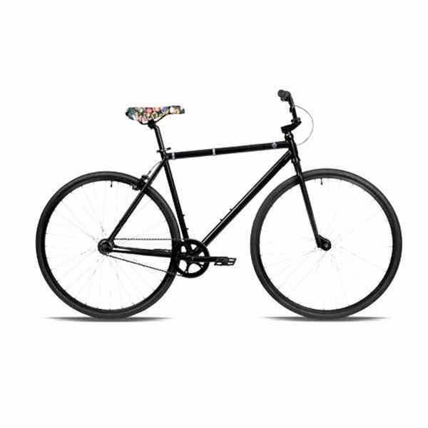 Subrosa サブローザ Rixa UTB Gloss Black Sサイズ【700C】【シングルスピード】【BMX】【街乗り】