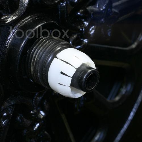 ホースリールの部品です キャップAの内側に使用します 三洋化成 ホースリール部品 カシメツメ F-9 ツールボックスオリジナルホースリール 値下げ ロゼットリール コスモホースリール カシメ爪 ブロンズリール 期間限定