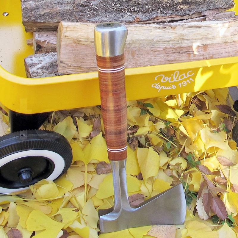 【ドイツ HALDER ロームヘルドハルダー・手斧(小型の斧)】枝払い 薪割り 伐採