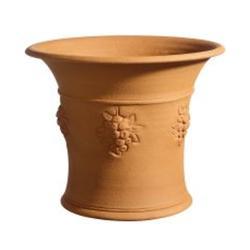 世界中のガーデナーから愛されるウィッチフォード 【Whichford Pottery】 ブルーベリーポット /wf-817【H29xW37(cm)】