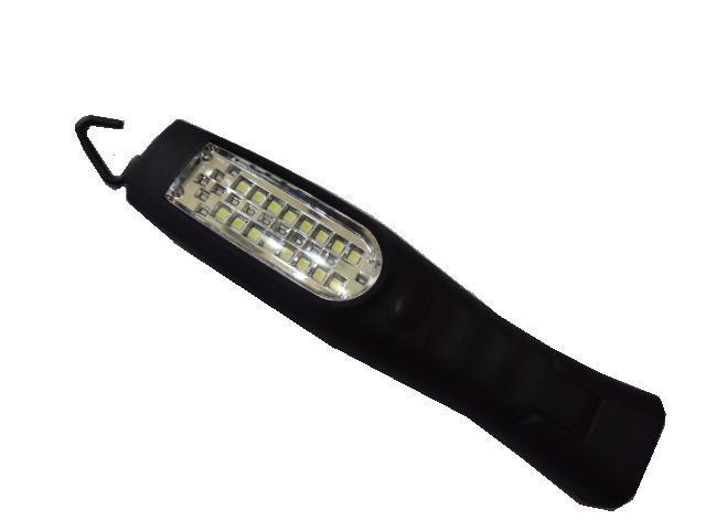 充電式LEDワークライト1520・作業灯AC100V・DC12・24V充電可能