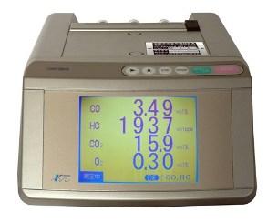 ◆4ガス対応!【認証工具】排気ガステスター自動車排ガス測定器UREX-5000V-N4