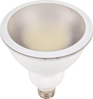 日動 LED交換球 ハイスペックエコビック14W E26 電球色 本体白 L14WE26W30KN
