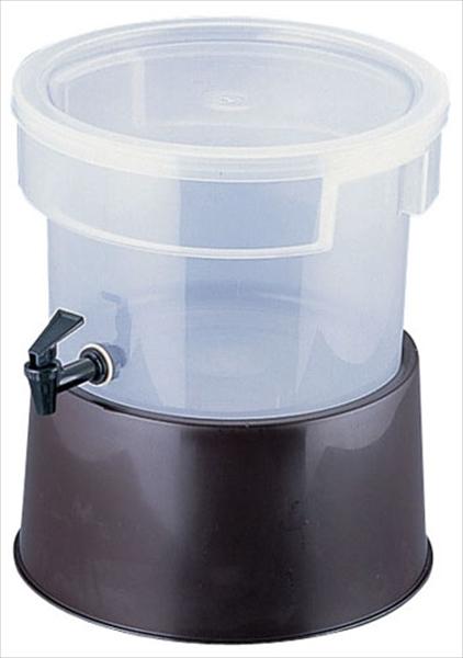CARLISLE カーライル 丸型ビバレッジディスペンサー 2227 3ガロン 茶 FBB0802 [7-0880-0601]