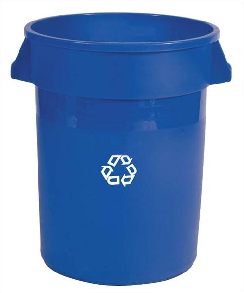 Rubbermaid ブルート・リサイクルコンテナ 2620-73 6-1261-0601 KBL161