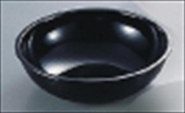CAMBRO キャンブロ 丸型リブタイプサラダボール RSB23CW (ブラック) LSL11239A [7-1601-0317]