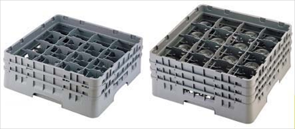 CAMBRO キャンブロ 16仕切 ステムウェアラック 16S958 6-1130-0209 IST64958