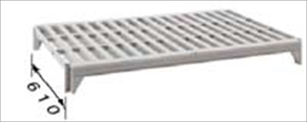 CAMBRO 610ベンチ型 シェルフプレートキット CPSK2472V1 6-1056-1508 DKY3408