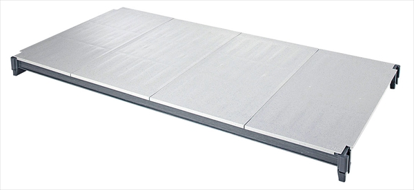 CAMBRO 610ソリッド型シェルフプレートキット 固定用 ESK2436S1 6-1052-1203 DKY5601