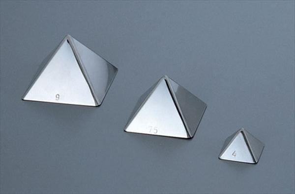 deBUYER 税込 デバイヤー 18-10ピラミッドボンブ型 7-0999-1103 信用 3023-07 WBV12007