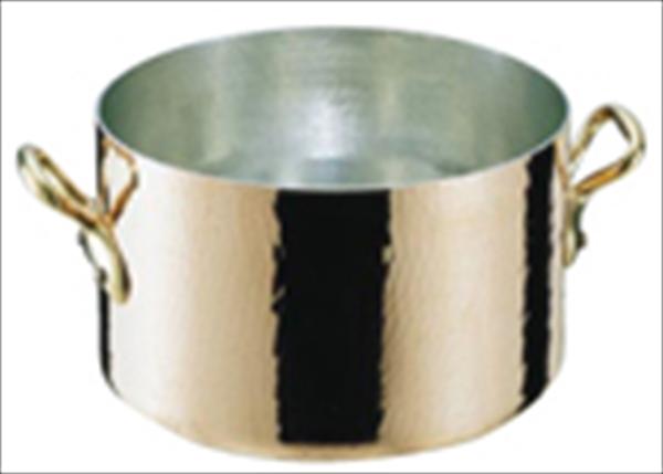 モービル モービル 銅 半寸胴鍋 2151.03 36 6-0040-0301 AHV06354
