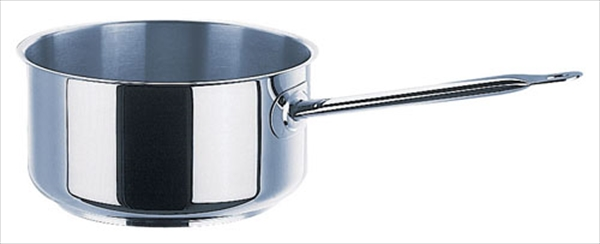 モービル モービルプロイノックス 片手深型鍋 (蓋無) 5930.16 16 6-0027-0401 AKT752