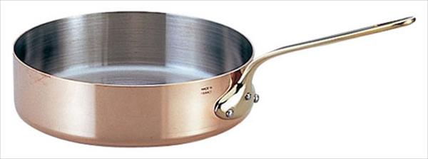 モービル モービルカパーイノックス片手浅型鍋 (蓋無)6523.16 16 6-1673-0301 AKT781